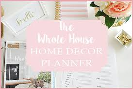 a free printable planner to organize all your home projects 11
