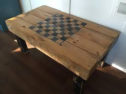 1001 Pallet by Pallet Game Coffee Table U2022 1001 Pallets