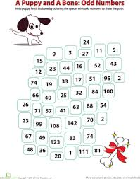 best ideas of even numbers worksheets 1st grade with example