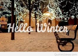 hello december hello winter lights wallpaper 2015 2016