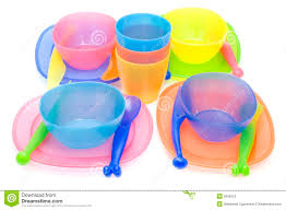 plastic ware color set of plastic ware stock photo image of items 5926210