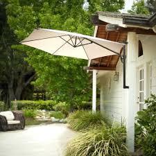 Cantilever Patio Umbrella Canada by Commercial Single Offset Umbrellaswall Mounted Patio Umbrella