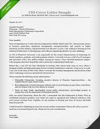 cio cover letter it resume example sample cio resumes resume cv