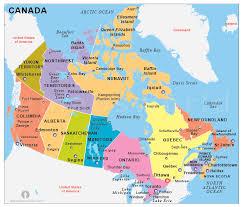 america map political canada political map political map of canada political canada
