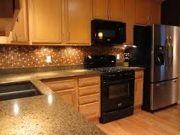 kitchen backsplash ideas with oak cabinets kitchen backsplash ideas with oak cabinets memsaheb