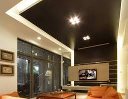 Decoration Living Room Excellent Black Living Room Ceiling Idea In Family Room With Home