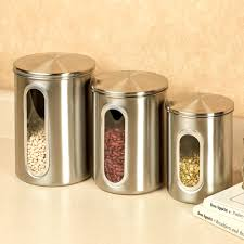 kitchen canisters ceramic accessories wonderful french ceramic canisters set omero home