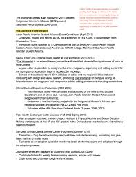 resume re cv cover letter sashamaydea p3 791 peppapp