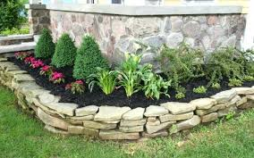 Garden Ideas With Rocks Rock Flower Garden Ideas Small Rock Garden Ideas Perennial Rock
