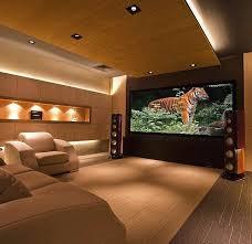 Houzz Media Room - contemporary home theater design ideas remodels photos houzz
