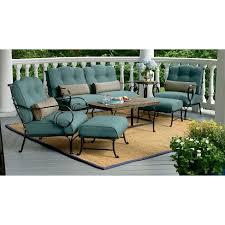Metal Patio Furniture Sets Oceana 6 Metal Patio Conversation Furniture Set Target