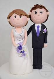 bride groom toppers 2 cake wedding cake and fondant figures