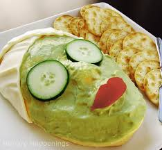 brilliant hilarious dip made with cream cheese monteray jack