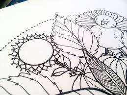 paperturtle thanksgiving mandala free coloring page