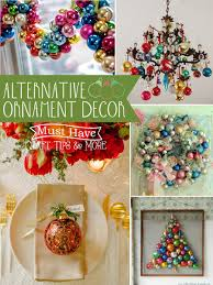 alternative ornament decor mine for the