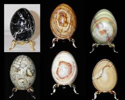 decorative eggs marble eggs decorative eggs polished rock egg collectibles