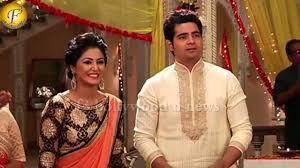 akshara wedding hairstyle akshara s daughter s name ceremony in yeh rishta kya kehlata hai