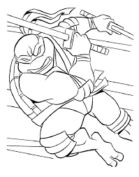 ninja turtle coloring pages