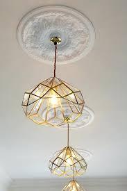 Brass Ceiling Light Light Brass Ceiling Lighting