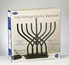 rite lite menorah modern electric menorah from rite lite reboot shop