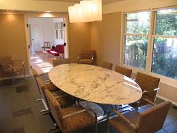 Dining Room Table For 8 The Elegance Of Oval Dining Table Home Furniture And Decor