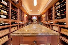 Wine Tasting Table Custom Wine Cellar With Granite Tasting Table Building Wine