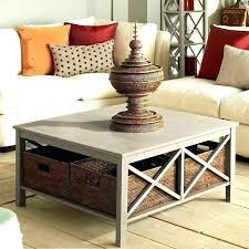 cushion coffee table with storage wood coffee table with storage round coffee table size best coffee
