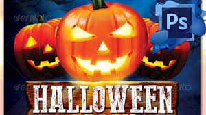 halloween flyer background template halloween photoshop flyer free youtube