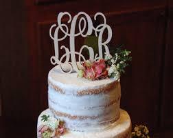 monogram cake toppers for weddings brilliant ideas monogram cake toppers for weddings trendy topper