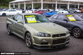 nissan skyline for sale in japan r34 archives speedhunters