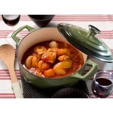 la cuisin la cuisine 5 qt cast iron casserole with green enamel lc