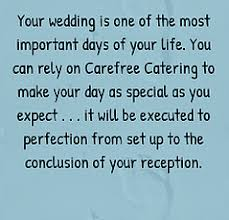wedding phlets affordable wedding catering carefree catering palm gardens
