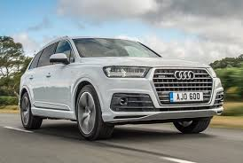 audi q7 contract hire q7 gets entry level powertrain and 3k price cut