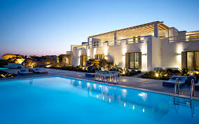 luxury villa villa naomi mykonos greece europe firefly