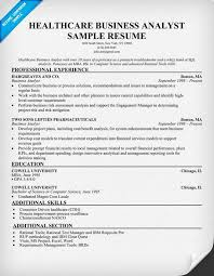 Business Analyst Resume Template Word Example Of Business Analyst Resume Business Analyst Resume Sample