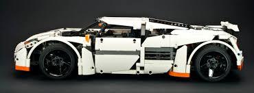 lego koenigsegg one 1 lego moc 2811 predator supercar technic 2015 rebrickable