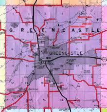 Map Of Indiana Counties Maps Of Putnam County Cemeteries