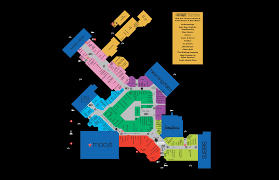 Orlando Premium Outlets Map by Mall Map For Town Center At Boca Raton Boca Raton Pinterest
