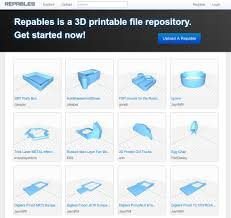 looking for free 3d print model files these are the best websites