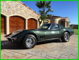 corvette stingray 1955 1955 corvette convertible 265 195hp v8 138 of 700 made side