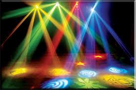 dance lights