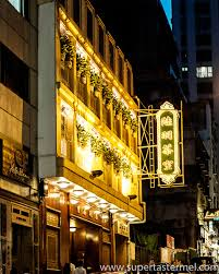 bureau cassiop馥 supertaster mel hong kong luk yu tea house 陸羽茶室