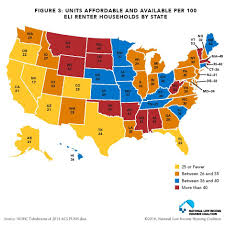 Cheap Single Bedroom Apartments For Rent by Mapping America U0027s Appalling Affordable Housing Deficit Overall