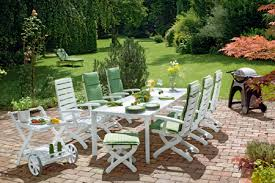 alluring white resin patio furniture plastic resin lawn chairs