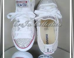 Wedding Shoes Converse Pearl Converse Wedding Converse Bridal Chucks Bridal