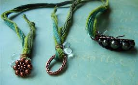 ribbon necklace making images Silk ribbon necklaces how to finish the ends rings and things jpg