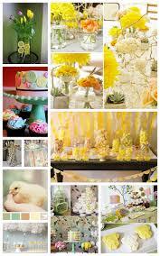 Baby Shower Decorations Yellow Baby Shower Theme Ideas Baby Shower Decoration Ideas