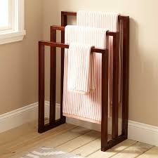 Wood Bathroom Towel Racks Bathroom Towel Racks Design U2014 Home Design Ideas