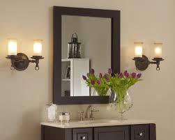 Bronze Bathroom Mirrors by Romantic And Poetic Bronze Bathroom Mirrors De Lune Com