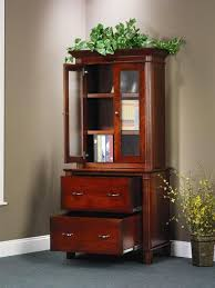 Bedford Lateral File Cabinet Arlington Executive Lateral File Cabinet With Hutch Bookcase